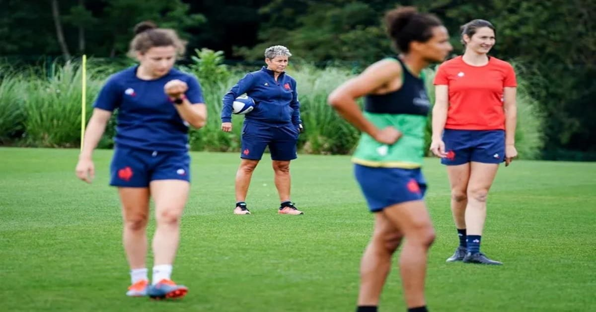 LES BLEUES BEGIN THEIR YEAR OF PREPARATION FOR RUGBY WORLD CUP 2021