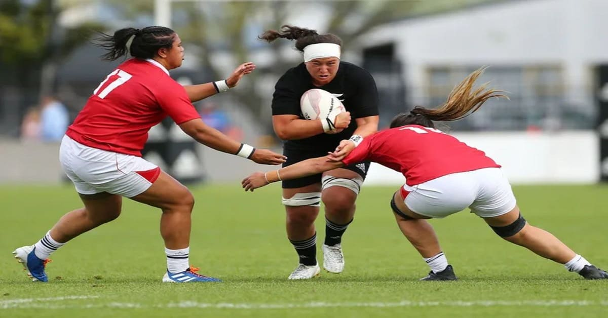 WOMEN IN RUGBY CLUBS TOOLKIT