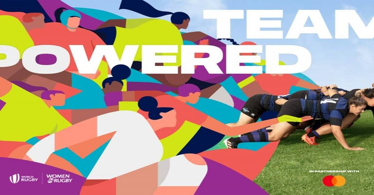 WORLD RUGBY WELCOMES MASTERCARD